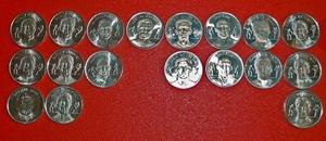 Afbeelding van Voetbal munten