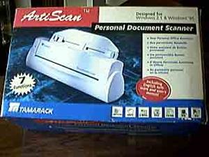 Afbeelding van ArtiScan Personal Document Scanner